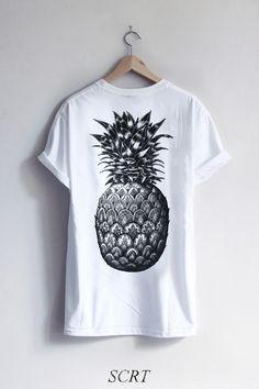 Ananas t-shirt #ananas #t-shirt