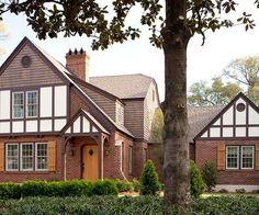 Tudor is always a classic look: http://www.bhg.com/home-improvement/advice/expert-advice/15-tips-for-a-successful-remodeling-project/?socsrc=bhgpin070814findgoodhelp&page=3
