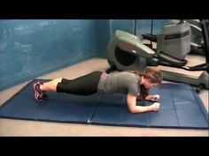 Plank it out! Hold this position for 1 minute and work your abs & core. #flatbelly #skinnyms