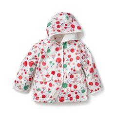 JoeFresh baby raincoat