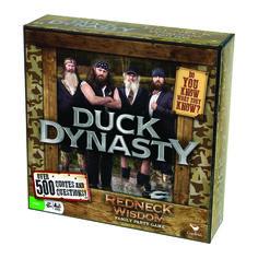 Duck Dynasty Party Game: Redneck Wisdom #duckdynasty