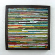wall art, wood art, distressed wood, family projects, paint chip art