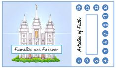 Article of Faith Punch Cards for 2014