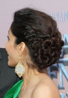 Top 10 Updo Hairstyles of 2010
