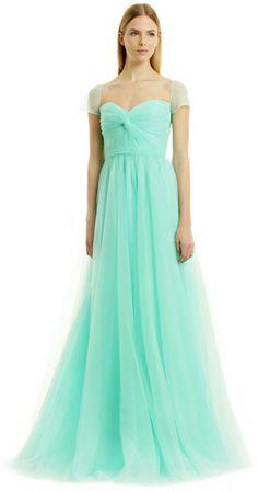 Reem Acra Daniella Gown on shopstyle.com