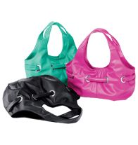 Stylish Grommet Bag - yours for only $6.99 with each $25 purchase! Offer ends 2/25/13