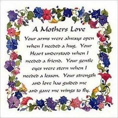 A Mothers Love