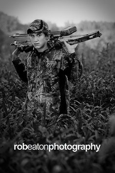 senior hunting pic