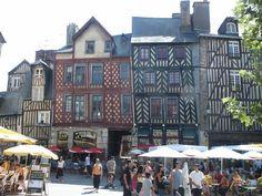 There's more to the area than Mont Saint Michel! Destination Mont St Michel depuis Paris, Rennes et Dol-de-Bretagne avec la ligne d'autocar ...