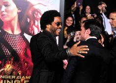 Josh Hutcherson Photos: 'The Hunger Games: Catching Fire' Premieres in LA — Part 3