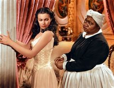 Academy Award Winner for Best Supporting Actress - Hattie McDaniels - Gone With the Wind