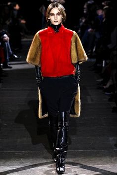 Fur - from Fall Winter 2012-13 collections. Click on the photo to see Vogue Italia's choices.
