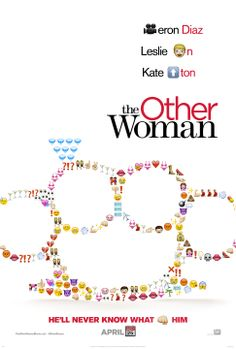 The Other Woman Emoji Poster!