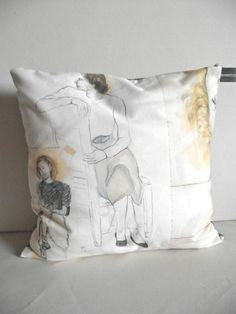 Image of Drawing Pillow / by Swarm
