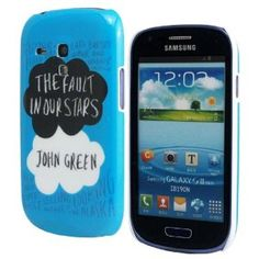 Samsung Galaxy Mini S3 S3mini I8190(not S3) (the fault in our stars