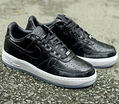 Nike Air Force 1 Low-Black Camo