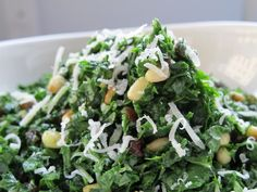 Melt In Your Mouth Kale Salad on http://foodbabe.com