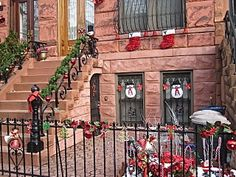 #Christmastime in #ParkSlope