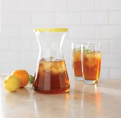 Pampered Chef Tea Infusion Pitcher
