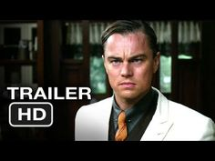 'The Great Gatsby' trailer hits the web.  #Movies