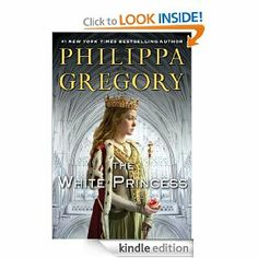 Amazon.com: The White Princess (Cousins' War) eBook: Philippa Gregory: Books