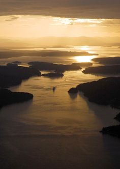 San Juan Islands, Washington State