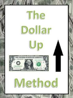 The Dollar Up Method - Great life skills for special ed