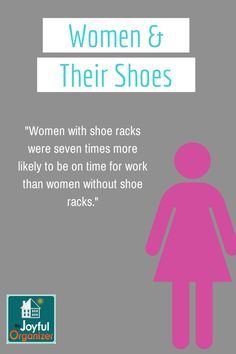 Can A Shoe Rack Help You Be On Time?