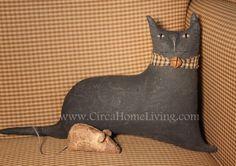 Barn Cat Doll ...everyone needs a kitty...meow