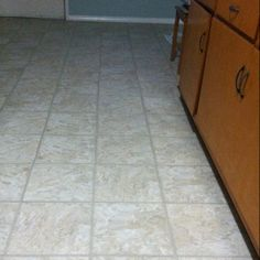 Ok it says the easiest flooring ever! Allure is awesome however ...