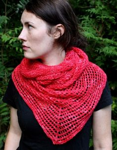 A Little Something  PDF knitting pattern by jilldrapermakesstuff, $3.00  #knitting #pattern