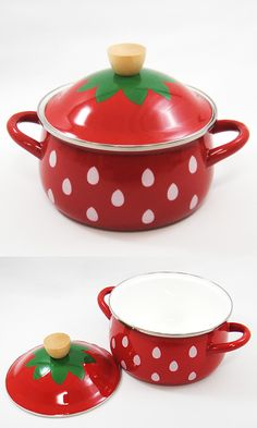 I Gota find this for my strawberry kitchen!!