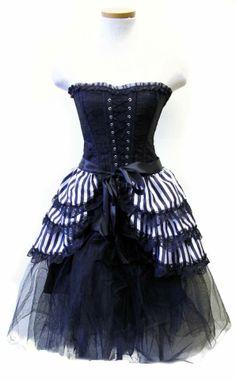Carnival Goth lolita dress