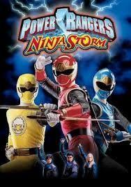 Siêu NHân Power Rangers Ninja Storm