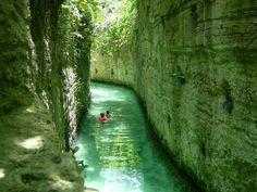 Xcaret, Mexico.  Underground Rivers.  <3 Travel Journeys <3 www.travel-journeys.com  <3 www.facebook.com/traveljourneys.com  <3