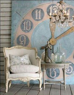 wall clock decor...t