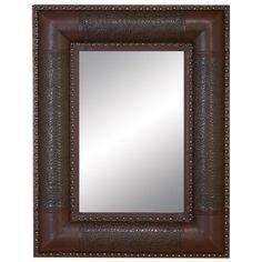 "Aspire 35"" Rectangular Wall Mirror"