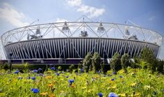 London's 2012 Olympic Park Opens to the Public this Week After Years of Preparation | Inhabitat - Sustainable Design Innovation, Eco Architecture, Green Building