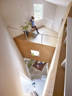 House in Fukawa by Suppose Design Office architectur, hous
