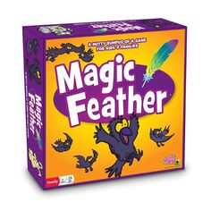 Win the hilarious Magic Feather family board game on @OWTK right now. This one is so great, seriously y'all.