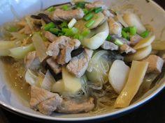Paleo Pork Chow Mein