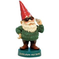 Cheap Garden Gnomes Photograph Red Hat And Sunglasses