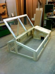 Rabbit hutch 3 by Fa