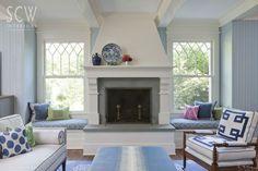 Spaces | Washington DC Interior Design: SCW Interiors by Shazalynn Cavin-Winfrey