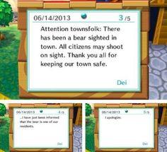 Sounds like my town. o -o