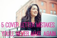 We all learn from our mistakes — but do you really want your cover letter for your dream job to be the place you make them? Even the tiniest errors on the crucial first-impression-making document could get you overlooked for the job you really, really want. Unfair? Maybe. True? Definitely. As deputy editor for Cosmo, I've read through hundreds of cover letters in the course of hiring junior and senior editors and tons of interns. And when I talk to friends who hire for other types of industries, it becomes pretty clear that these are the most common — but avoidable! — cover letter goofs. The more you know, right?