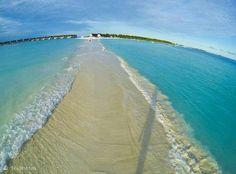 Natural Walkway, Maldives