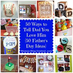 50 Father's Day Ideas