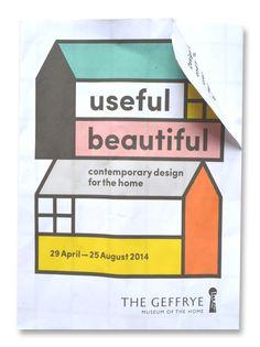 Useful + beautiful guide, Geffrye Museum