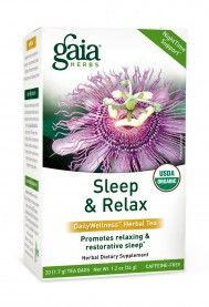 Sleep & Relax Tea Pr